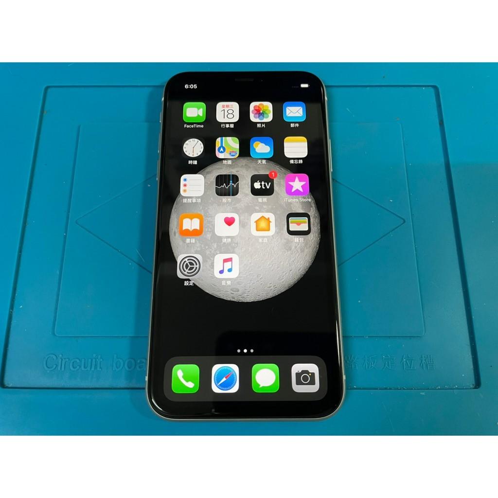 「私人好貨」🔥維修人 iPhone XR 64G 鎖ID帳號 主機板 料版 零件版 練手版 售完為止 二手機 故障機