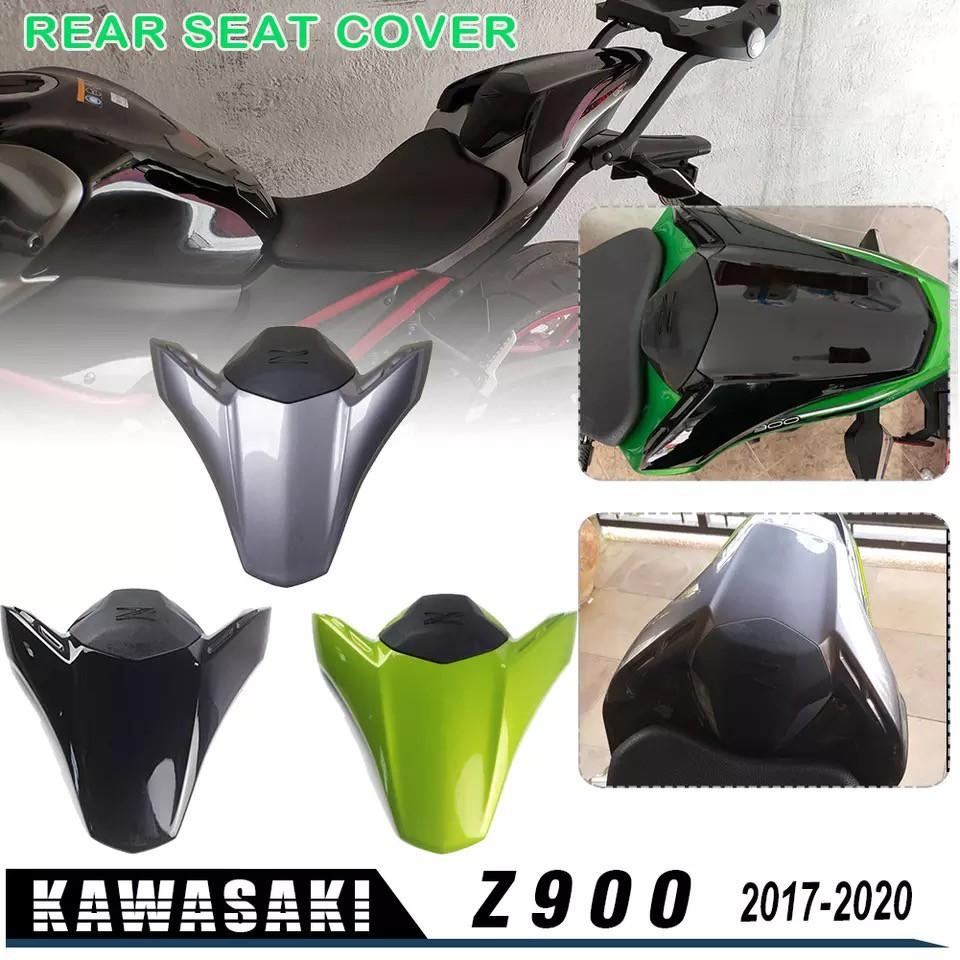 【免運】川崎 Z900 17-20年改裝 後駝峰 碳纖維 後尾翼 駝峰殼 後尾蓋 外殼 單座蓋 後坐 坐墊