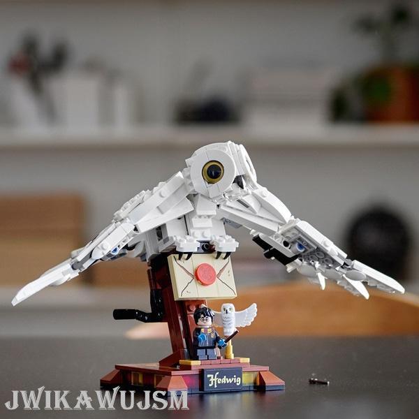 樂高玩具 拼裝玩具 自由組裝 LEGO 75979 Hedwig