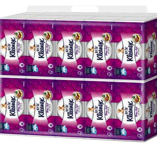 W112200 Kleenex 舒潔 三層抽取式衛生紙110張X60入 COSCO代購
