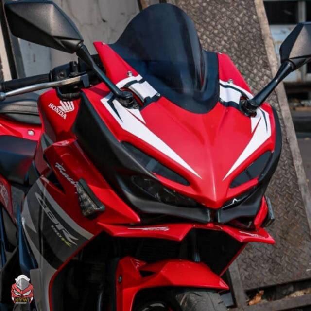 Moto橘皮 CBR150R 改 CBR250RR 頭罩 風鏡 cbr1000rr gsxr1000 gsxr150