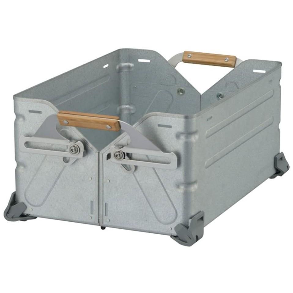 SNOW PEAK 收納置物箱 UG-025G 露營 收納 置物架