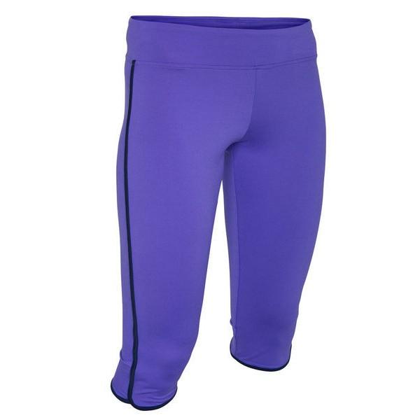 Hurley 女生動能時尚系列七分褲 (Beach Active Dri-FIT) - 紫色
