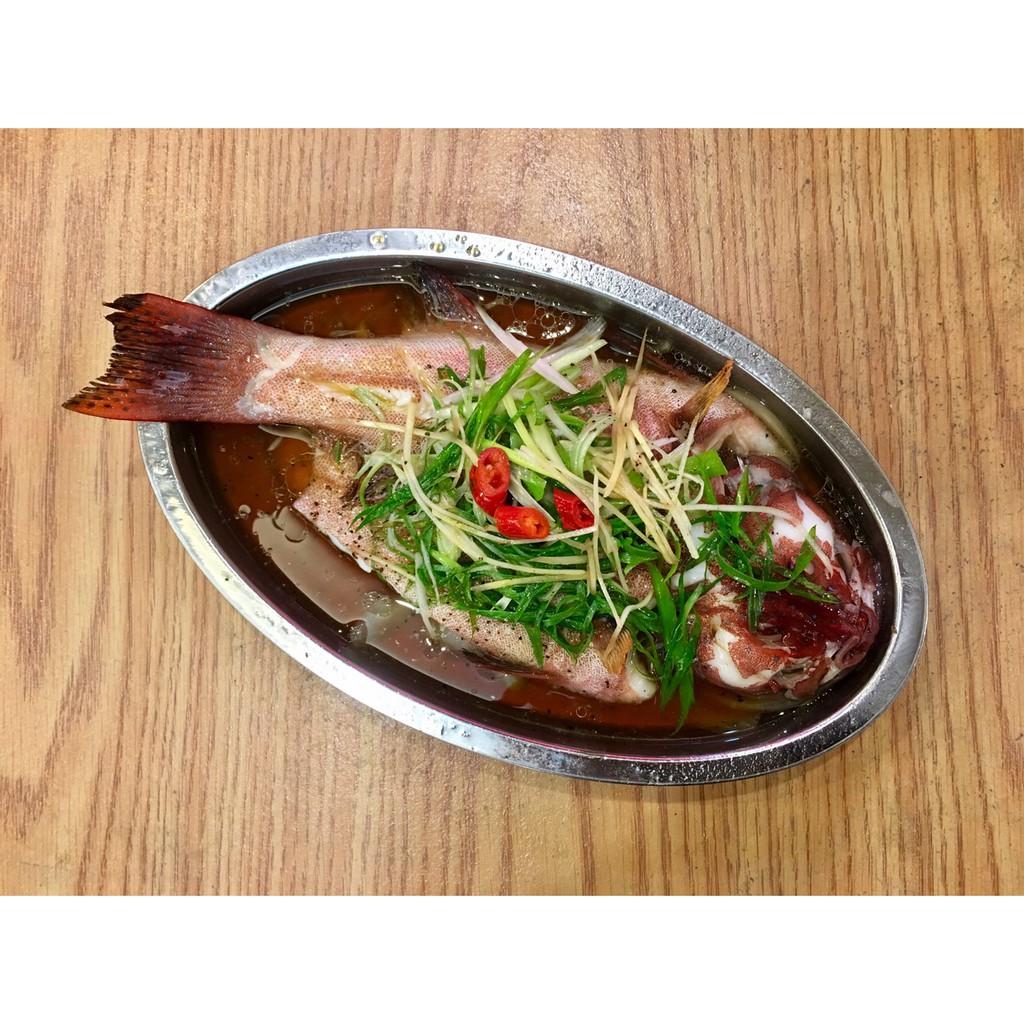 清蒸紅條魚  | 津囋灶咖
