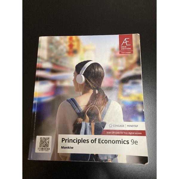 二手 principles of economics 9e