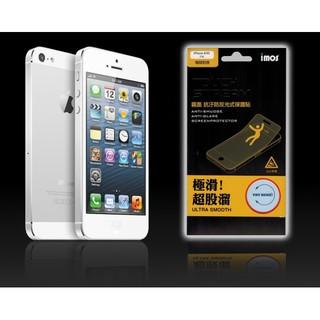 IMOS 電競專用 保護貼 Touch Stream 霧面 螢幕貼 APPLE iPhone SE/ 5/ 5S/ 5C 超潑水 超股溜 保護膜 附鏡頭貼 高雄市