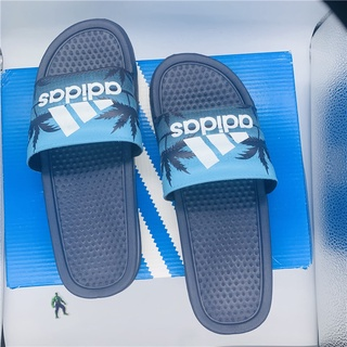 """愛迪達 阿迪達斯 Adilette 滑行 """"驕傲 """" 男女軟底休閒經典運動沙灘涼鞋和拖鞋"""