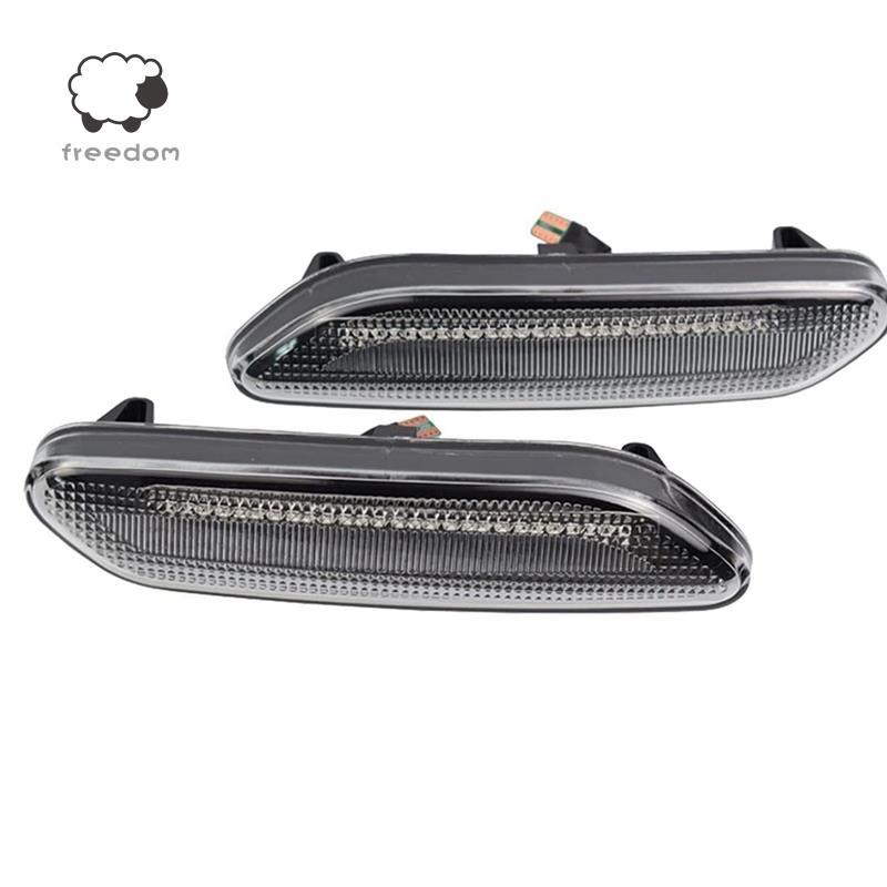 適用於MINI R60 COUNTRYMAN R61 PACEMAN 流水指示燈 LED 動態轉向燈側標誌閃爍指示燈