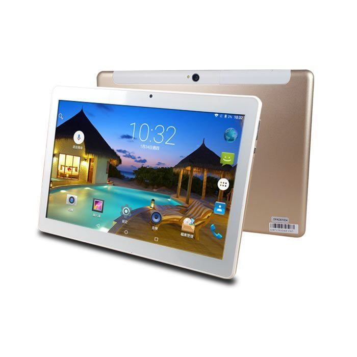 OPAD十吋20核4G電話上網視網膜面板96G最新台灣平板電腦電競3D遊戲追劇順洋宏一年保大量採購同行配合