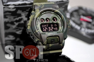 IVla Casio卡西歐G SHOCK迷彩系列大手錶GD-X6900MC-3 雲林縣