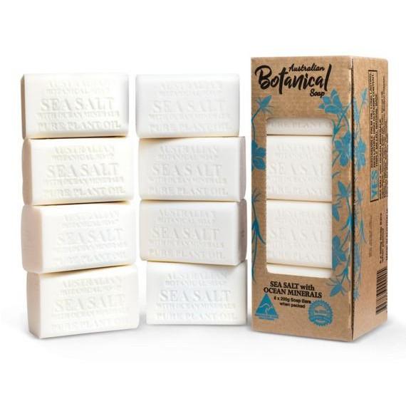 [好市多代購]澳洲製植物精油香皂 8 入 單筆限購2組