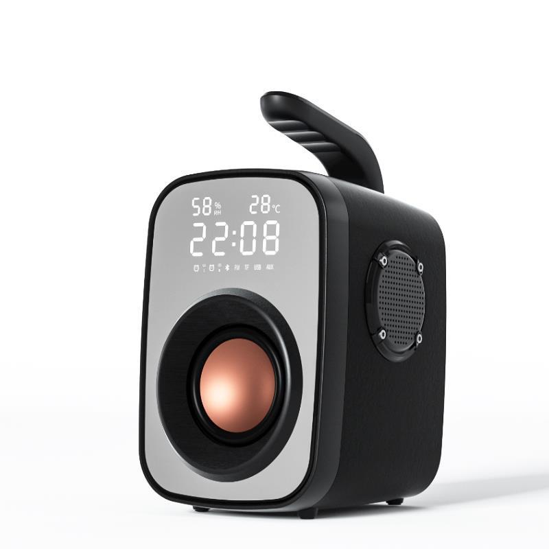【現貨】索愛 SH25【單麥版】無線藍牙音箱大音量超重低音炮戶外音響家用
