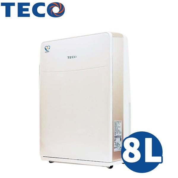 TECO東元 8L一級能效 除濕機 MD1631W