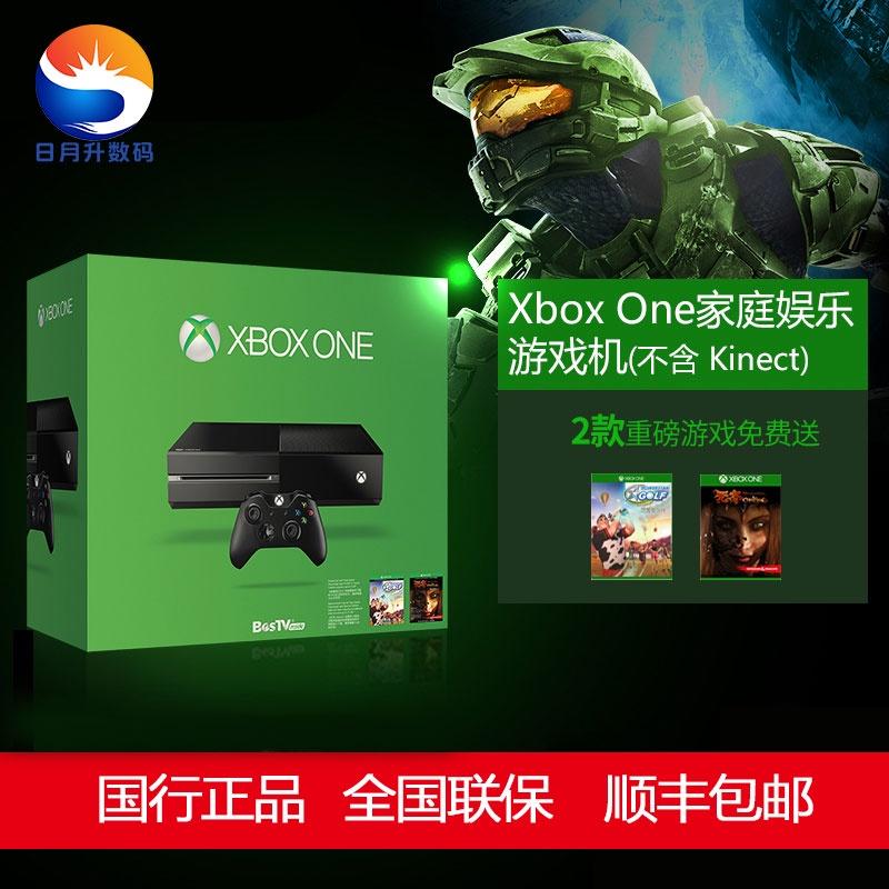 掌上電玩~微軟Xbox One + KINECT體感器家庭家用遊戲機贈XBOX遊戲軟體