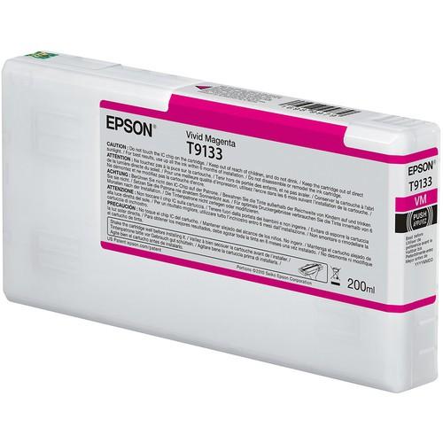 愛普生 EPSON C13T913300 靚紅色墨水匣T913300 大圖輸出機 墨水匣適用機型 P5000