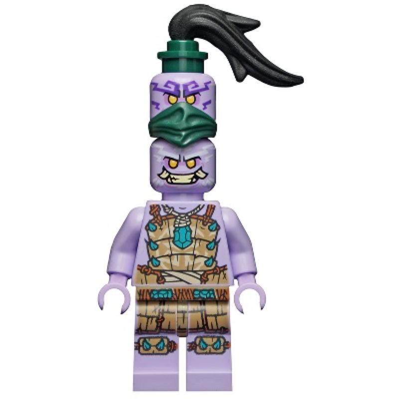 小金獅 LEGO 雷電守護者 附武器 71746