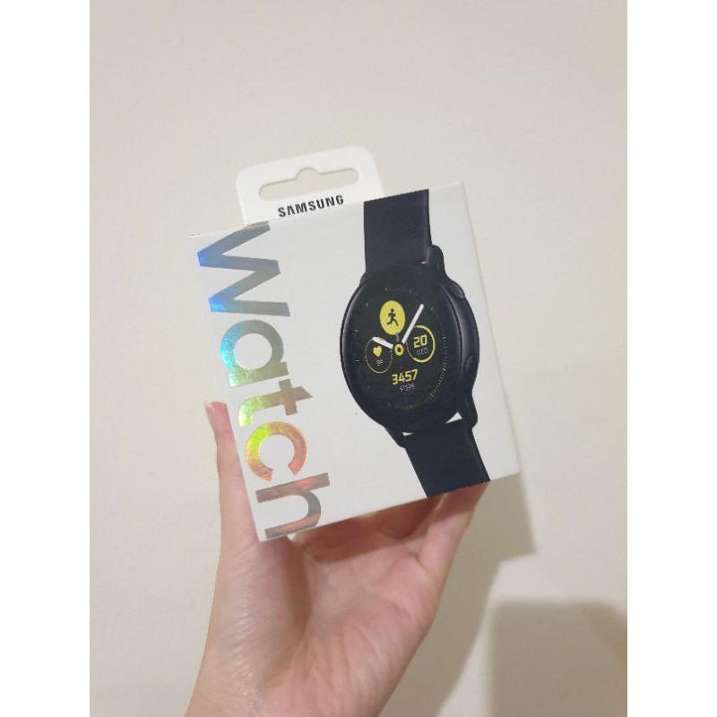 (二手 原廠)三星Galaxy Watch Active 智慧手錶