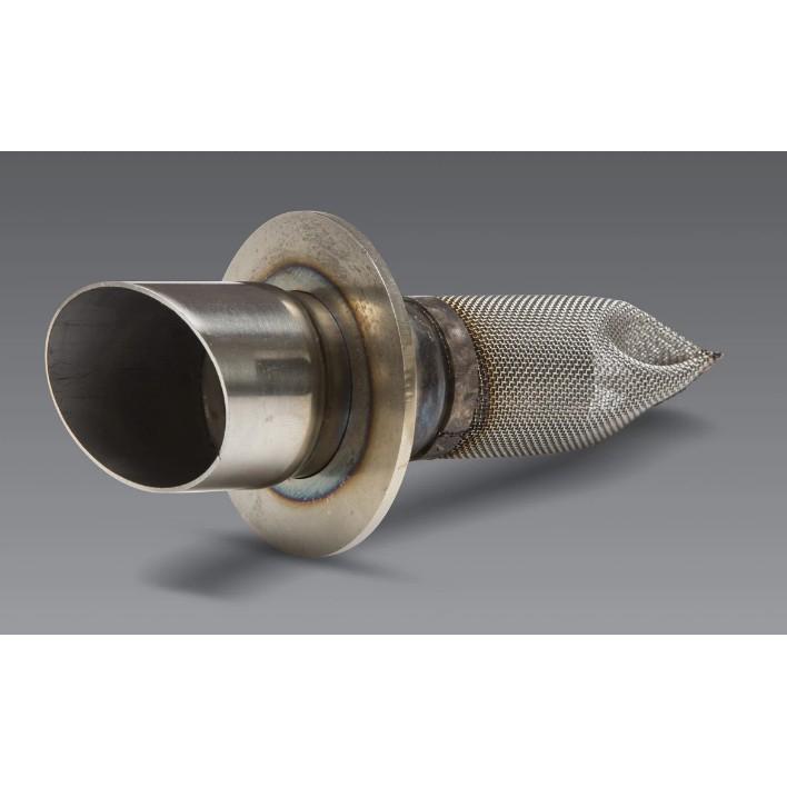 HONDA MONKEY 125 YOSHIMURA RS-3  吉村 排氣管 SA-18-K 消音管 消音塞