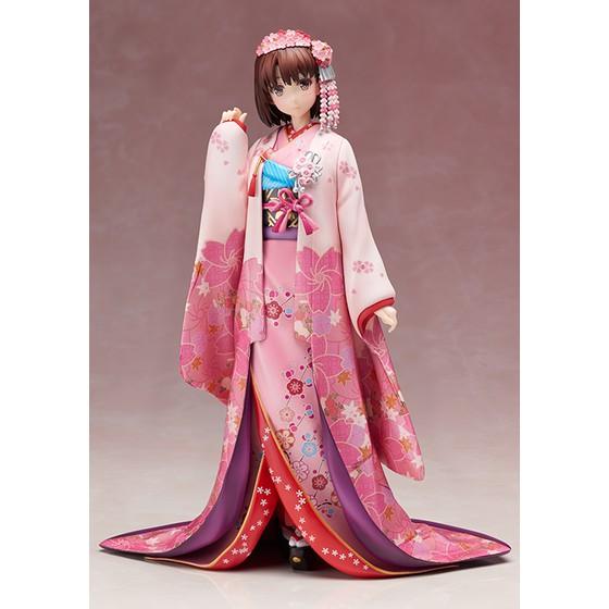 ┇▥₪國產Aniplex 路人女主 周邊 加藤惠 圣人惠和服手辦模型現貨