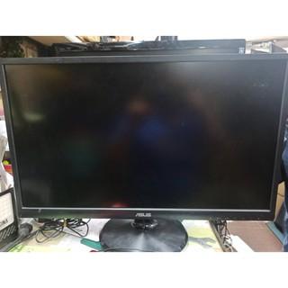 大台北 永和 二手 螢幕 二手螢幕 24吋 24吋螢幕 華碩 asus va249 hdmi 原廠保固內 新北市