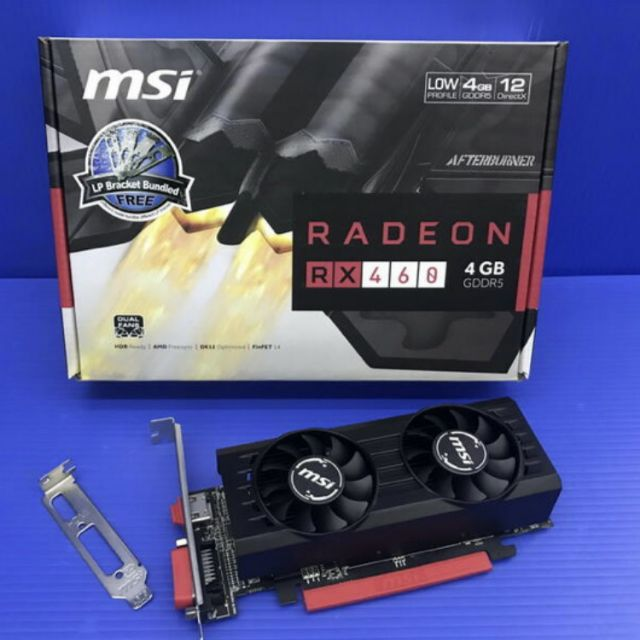 MSI RX460 4G LP