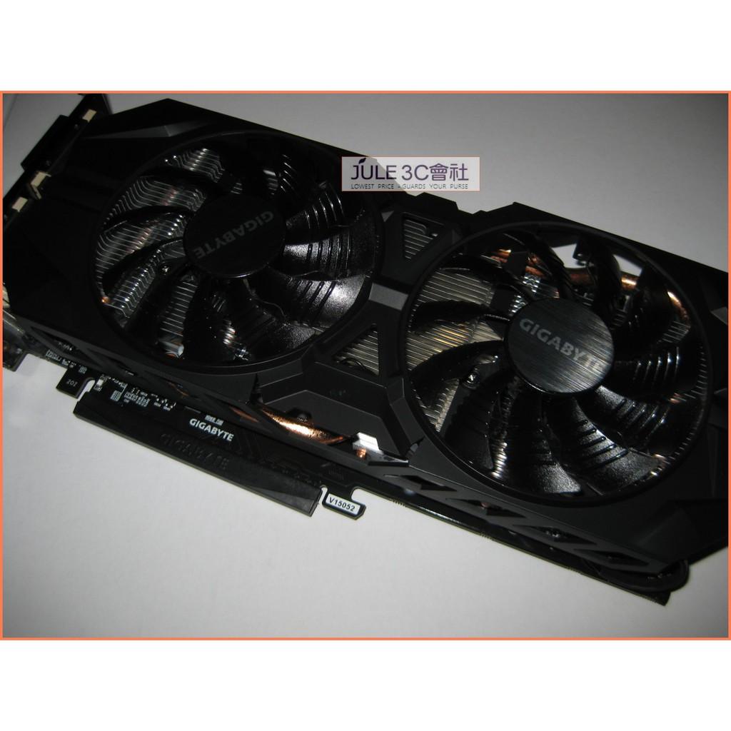 JULE 3C會社-技嘉 N960WF2OC-4GD GTX960/DDR5/4G/刀風扇/庫存品/PCIE 顯示卡