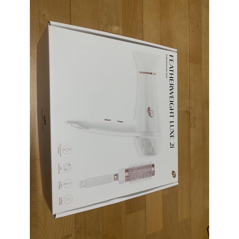 T3吹風機禮盒(吹風機+捲髮梳子)現貨