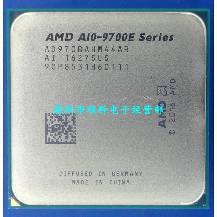 满299免運~~AMD A6 9500 9700 A8 9600 R5-1600 950 1500X R3-1200銳龍