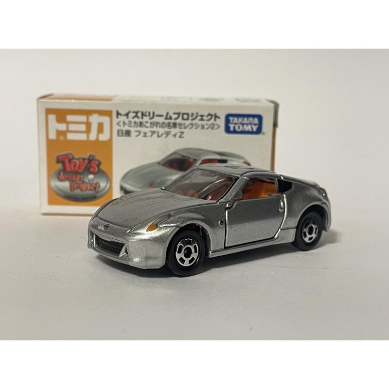TOMICA 多美小汽車 Toy's限定 NISSAN FAIRLADY Z日產350Z
