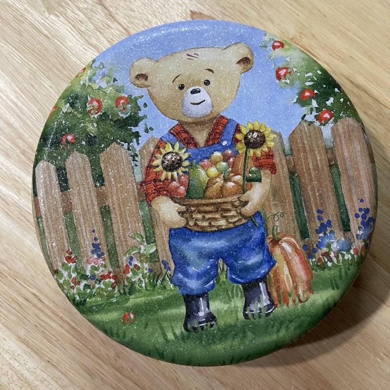【模幻力量】現貨 香港 聰明小熊 奶油曲奇(四味-大、小)(二味-大)奶油花 小熊餅乾 牛軋糖 手信 禮盒 珍妮曲奇
