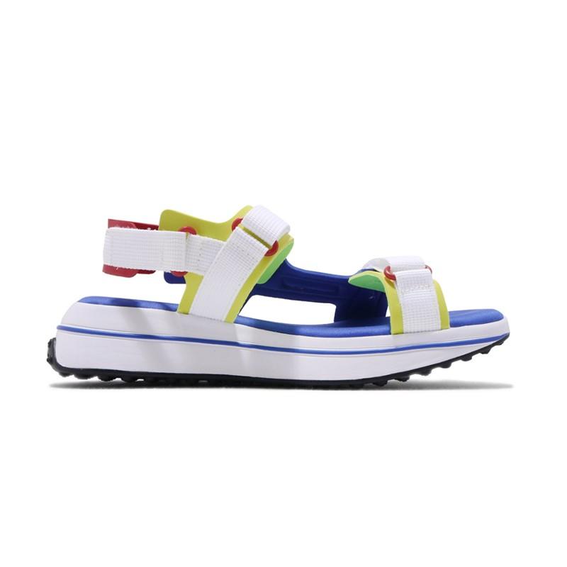 PUMA Future Rider Sandal Game On 女款 白藍 拼色 休閒 運動 涼鞋 371964-02