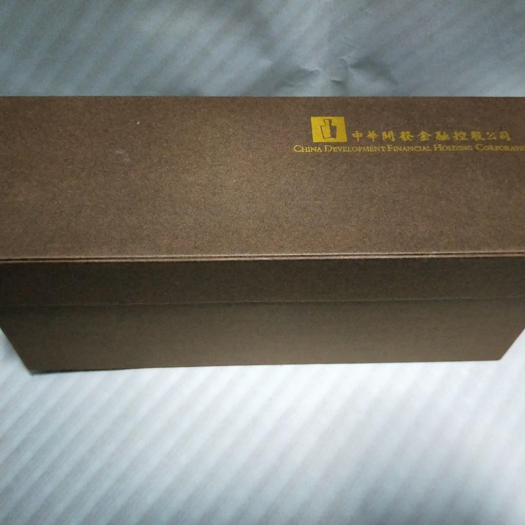 日式禪風茶具組-中華開發金股東會紀念品