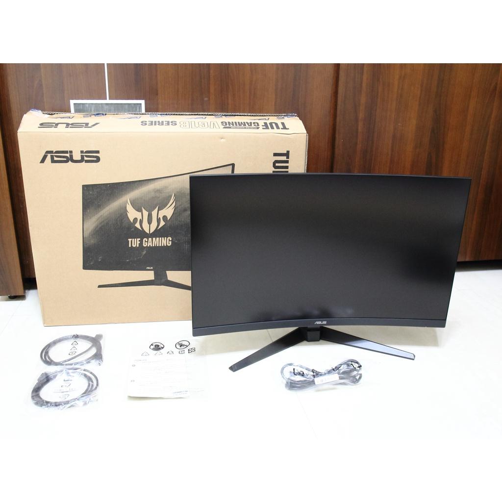 近全新 華碩 ASUS 32吋 曲面 電競 螢幕 VG32VQ1B 台灣公司貨 現貨 7/22買