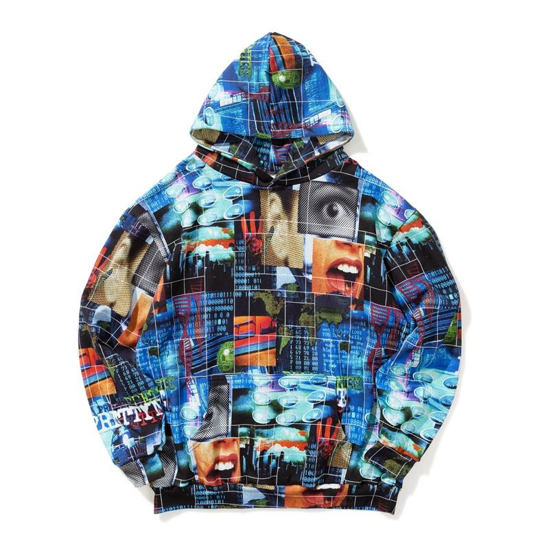 Prettynice Late 90's Hoodie 帽t