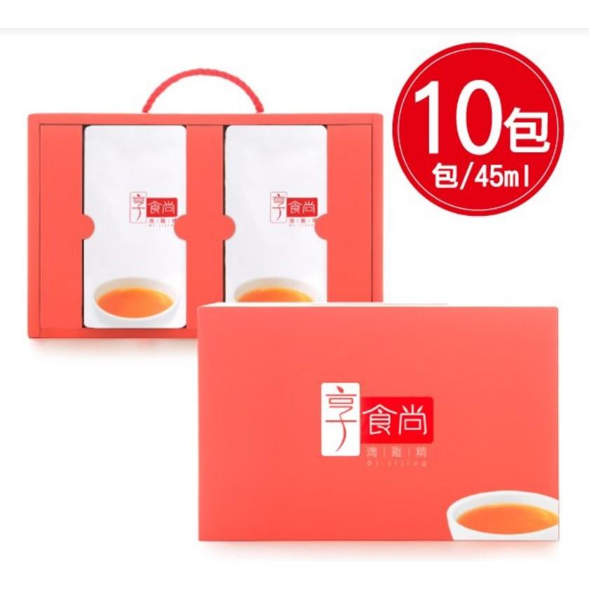 享食尚 滴雞精 45mlx10入/盒