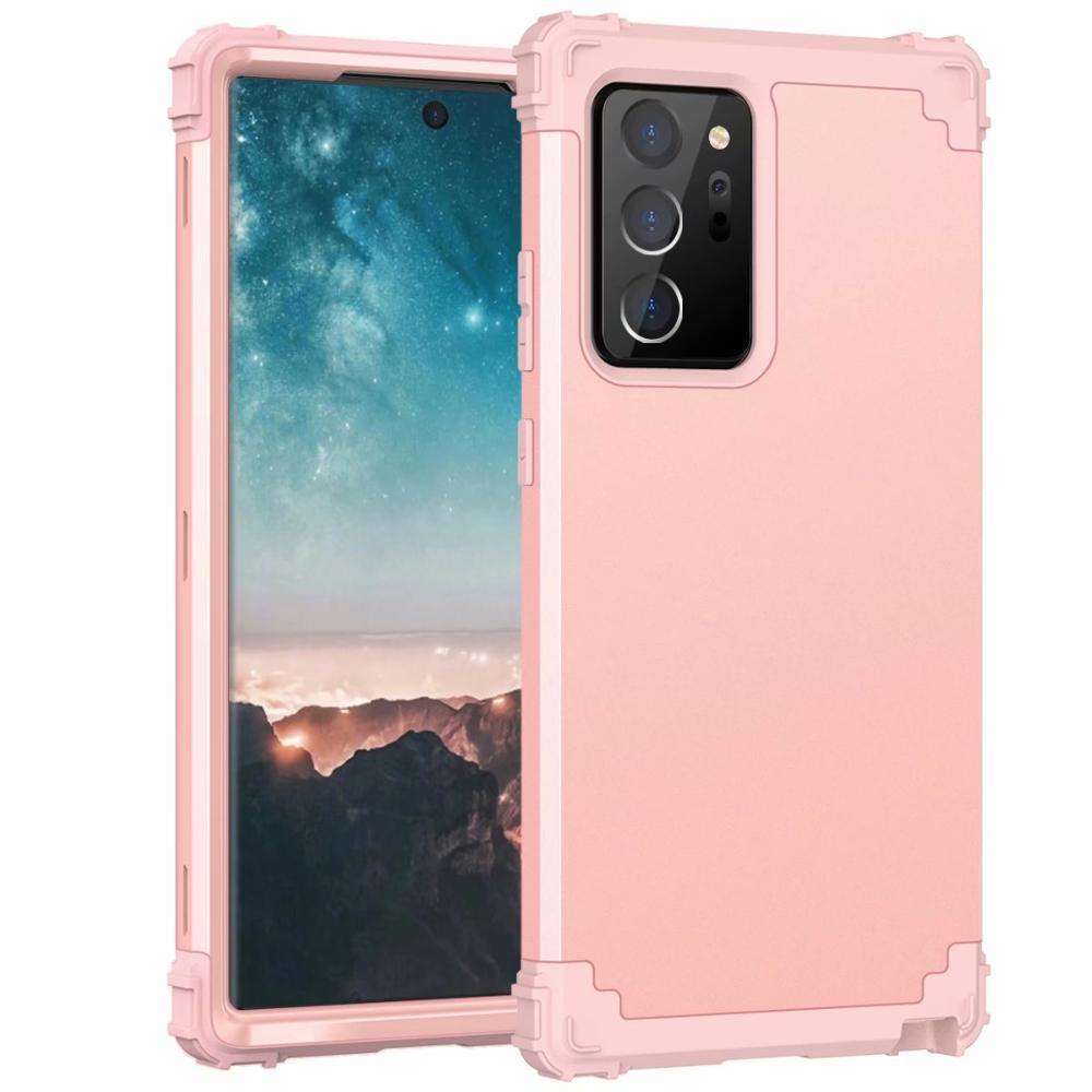 適用於 Samsung Galaxy Note 20 S21 Ultra 5g Coque S20 Plus 的 360