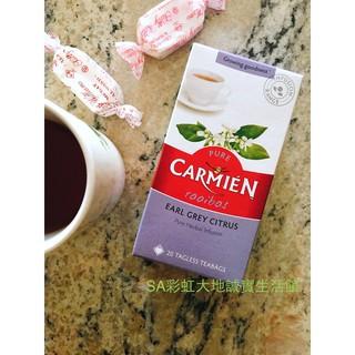 南非有機國寶茶_Carmien Tea_Rooibos Tea_Pure_Earl Grey Citrus 伯爵茶 複方 臺北市