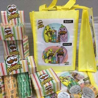 品客先生環保袋/ 紙膠帶/ 小提袋/ 彩色紙膠帶(零碼出清) 新竹市