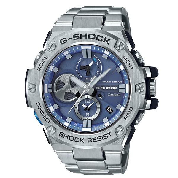【蜂神無雙】CASIO G-SHOCK 強悍機能型多功能運動錶GST-B100D-2A GST-B100G-2A太陽能