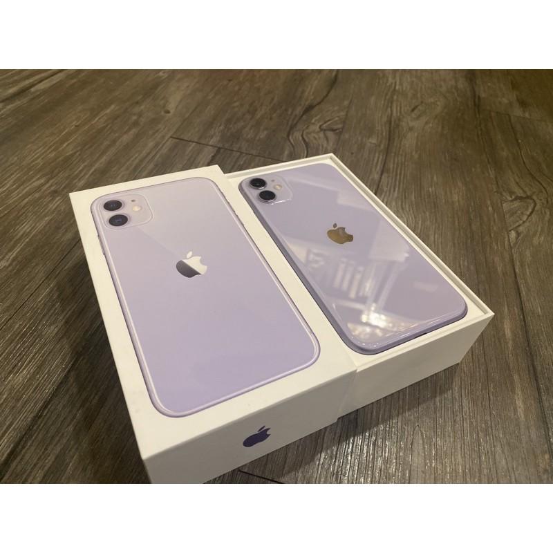 🍎特惠🍎iPhone 11 64/128/256G 紫色