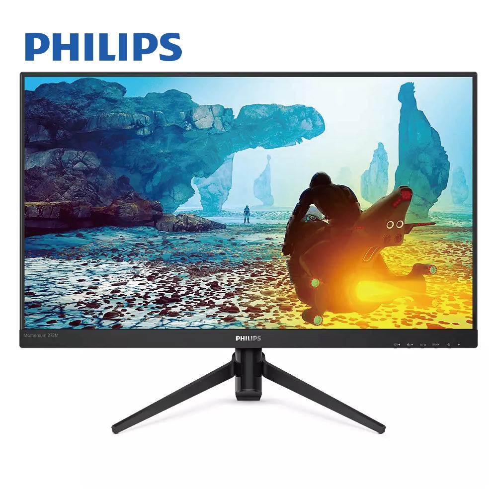 PHILIPS 飛利浦 27吋 272M8  IPS 144HZ 螢幕顯示器【GAME休閒館】