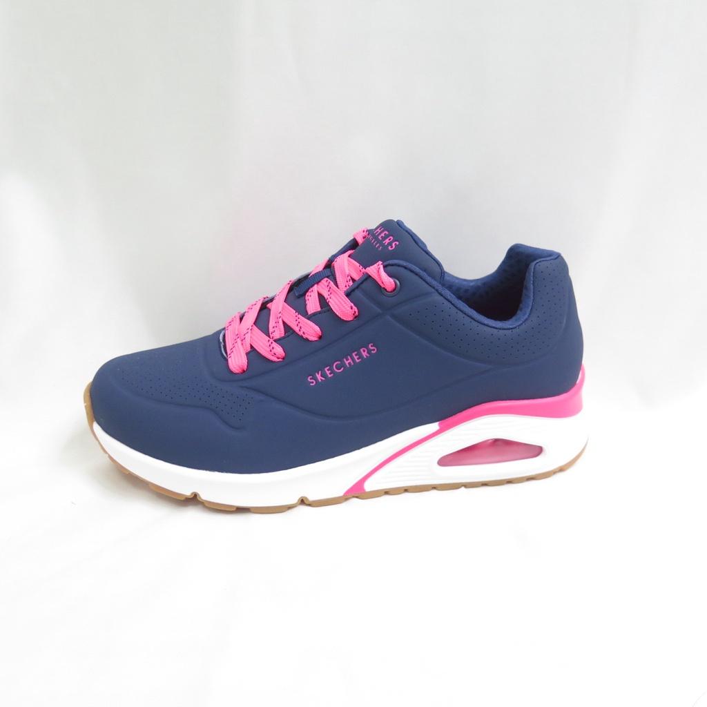 Skechers UNO-HIGHLINES 女款 運動休閒鞋 155172NVHP 深藍【iSport愛運動】