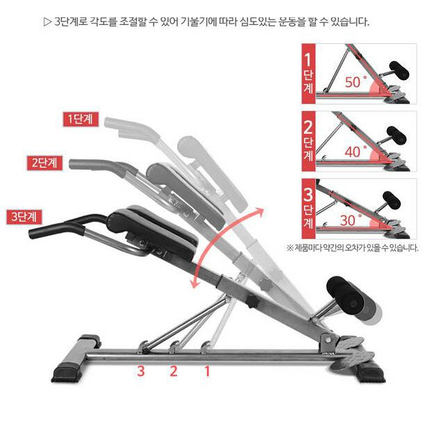 KuRi羅馬椅家用健身器材專業山羊挺腰部腹背肌訓練器羅馬凳