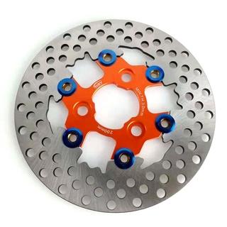 SJMOTO ~RPM 大碟200MM 圓形改裝剎車片 RSZ福喜巧格花嫁 洞洞浮動盤非愛得利