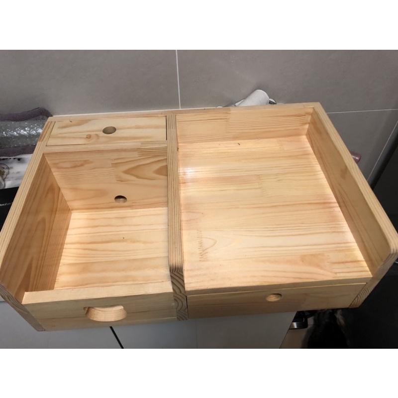 petwant自動餵食器及飲水機置放架
