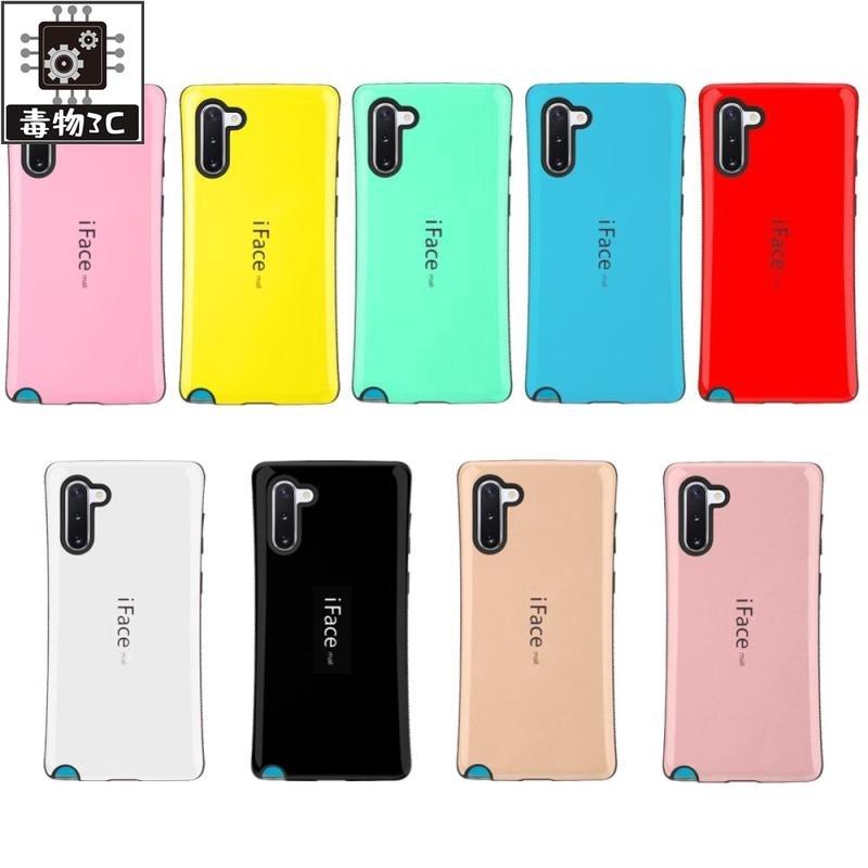 天美正版iFace Mall三星Note10 Note10Pro韓版手機殼 Note 10 pro 抗震防摔 攝像頭保護