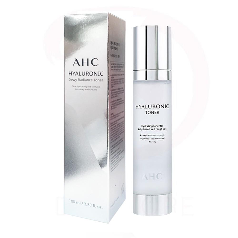 AHC玻尿酸保濕化妝水(神仙水) 100ml Vivo薇朵