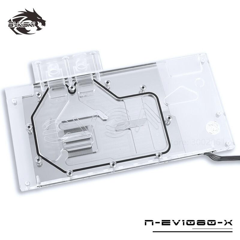 Bykski N-EV1080-X 用於 EVGA GTX1080 / 1070 FTW / GTX1070 Ti FT