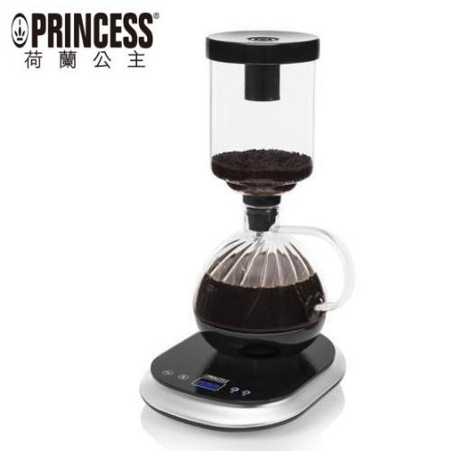 PRINCESS荷蘭公主 電動虹吸式咖啡機 246005+送I PHONE4大師版紀念款保護殼