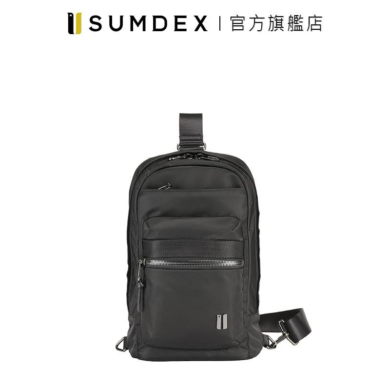Sumdex 都會單肩挎包 NOA-788BK 黑色 官方旗艦店